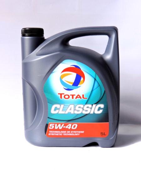 Total Classic 5W40 5L